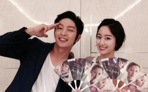 """Bạn gái """"Tứ hoàng tử"""" Lee Jun Ki lần đầu tiết lộ về chuyện tình cảm lãng mạn"""