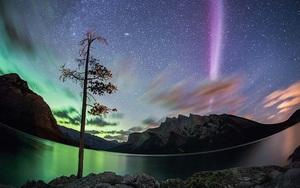 Hiện tượng mới trên bầu trời còn kỳ lạ hơn cực quang