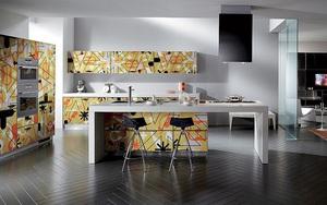"""Lối chơi màu mới trong phòng bếp: Chỉ 2 sắc màu thôi là đủ """"cân"""" cả thế giới"""