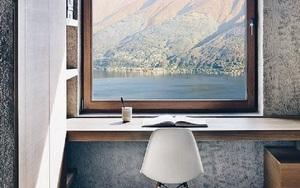 10 góc làm việc tại nhà với view không thể hoàn hảo hơn
