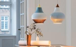 Đèn khí cầu, thiết kế mới lạ nhưng phù hợp để chiếu sáng cho hầu hết không gian trong nhà