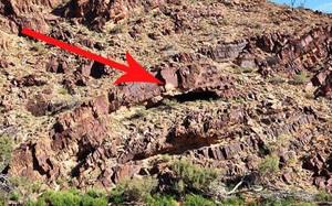 Tình cờ phát hiện di tích lịch sử 50.000 năm tuổi theo cách không ai có thể ngờ