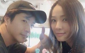 Kwon Sang Woo mừng sinh nhật vợ Son Tae Young ngọt ngào như lúc mới yêu