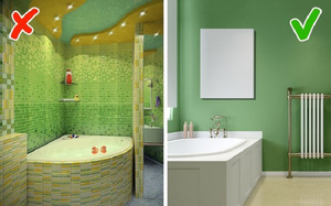 7 mẹo vặt thiết kế biến ngôi nhà của bạn đẹp như trên bìa tạp chí