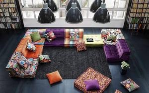 Gợi ý những kiểu ghế sofa vừa đẹp vừa sáng tạo cho phòng khách hiện đại