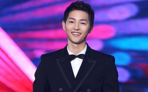 """Song Joong Ki: """"Điều quan trọng nhất bây giờ là tận hưởng cuộc sống tân hôn"""""""