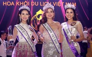 Á khôi Du lịch Nguyễn Thị Thành bị tước danh hiệu chỉ nửa ngày sau đăng quang