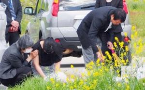 """Mẹ bé gái Việt bị sát hại tại Nhật: """"Cứ nhắm mắt là nghe tiếng con kêu cứu"""""""