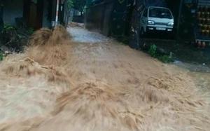 Mưa lũ khiến hơn 30 người ở hai tỉnh Hòa Bình, Sơn La mất tích