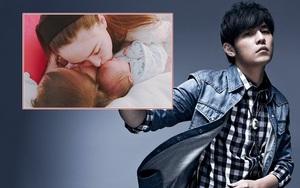Châu Kiệt Luân lần đầu khoe ảnh quý tử mới sinh