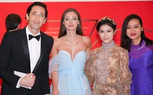 Hồng Ánh, Ngọc Thanh Tâm xuất hiện rực rỡ tại LHP Cannes 2017