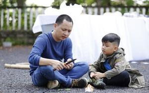 """""""Bố ơi"""": Bố Nguyễn Hải Phong bị chính con trai mình """"ruồng bỏ"""" vì dám trốn việc"""