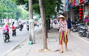 Đoạn đường từ Chùa Bộc đến Đại Cồ Việt bỗng dưng bốc mùi hôi thối khó chịu