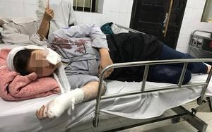 Vụ nhóm thanh niên đánh tập thể nữ sinh kinh hoàng ở Hà Nội: Triệu tập 2 nghi can