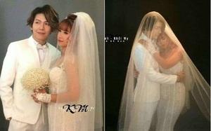 Hé lộ hậu trường chụp ảnh cưới của Khởi My và Kelvin Khánh