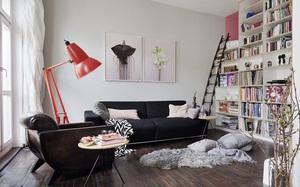 Bí mật của căn hộ 40m² nhìn đâu cũng đầy ắp đồ đạc mà vẫn siêu gọn gàng