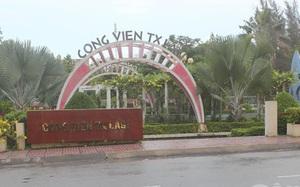 Bình Thuận: Phát hiện bé trai chết đuối trong hồ nước ở công viên