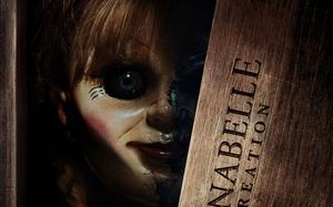 """""""Annabelle: Tạo vật quỷ dữ"""" phá đảo kỷ lục doanh thu phòng vé phim kinh dị"""