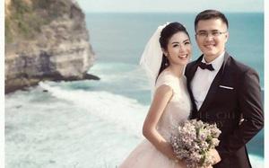 Rò rỉ ảnh cưới lung linh của Hoa hậu Ngọc Hân với bạn trai lâu năm