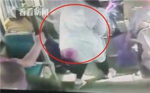 Thai phụ có dấu hiệu sinh non trên xe buýt, may mắn được đưa vào viện kịp thời