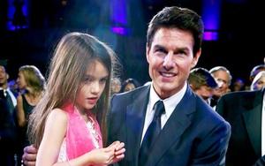 Suri đau lòng vì bị bố Tom Cruise xa lánh suốt 4 năm