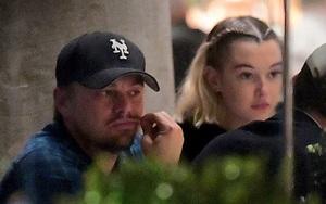 """""""Chàng Jack"""" Leonardo DiCaprio hẹn hò công khai với chân dài kém 21 tuổi"""