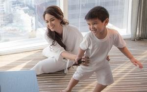 MC Quỳnh Chi sống thế nào sau chia tay chồng đại gia, xa con trai?