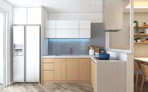 Làm thế nào để có một phòng bếp hoàn hảo trong mức ngân sách dưới 30 triệu?