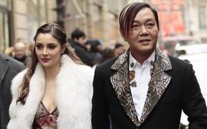 """Cuộc sống xa hoa, được cưng chiều hơn nữ hoàng của bà vợ tỷ phú """"chồng cú vợ tiên"""" đặc biệt nhất châu Á"""