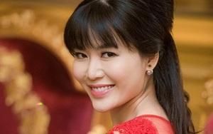 Hoa hậu Thu Thủy nói gì về cáo buộc cướp chồng của em họ?