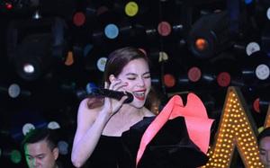 """Được yêu cầu hát bản hit """"Một vòng trái đất"""" của Minh Hằng, đây là câu trả lời từ Hà Hồ!"""