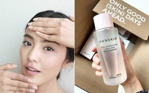 Ước mơ da luôn ẩm mượt căng bóng của cô nàng này đã thành hiện thực nhờ chu trình chăm da 6 bước của Hàn