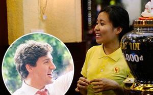 """Quán cafe ở Sài Gòn mà Thủ tướng Canada ghé uống: """"Ông và người ngồi cùng bàn uống cafe sữa pha phin và khen ngon"""""""