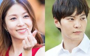 """Nữ ca sĩ BoA và """"phi công trẻ"""" Joo Won xác nhận chia tay"""