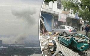 Trung Quốc: Nổ lớn tại Chiết Giang, hơn 30 người nhập viện cấp cứu