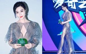 """Không đi thảm đỏ, Phạm Băng Băng vẫn khiến netizen """"mắt tròn mắt dẹt"""" vì chiếc đầm quá xuất sắc!"""