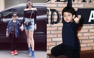 Phong cách thời trang cực bảnh của cậu ấm nhà Tim - Trương Quỳnh Anh