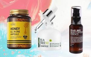 Top 7 sản phẩm dưỡng da từ Châu Á bán chạy nhất trên Amazon