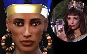 Nghe tên quá quen mà mấy ai biết diện mạo thật của các nhân vật lịch sử nổi tiếng này, bất ngờ nhất là Nữ hoàng đẹp nhất Ai Cập