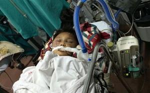 Rơi nước mắt với những đứa trẻ bị bố và mẹ kế bạo hành dã man
