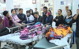 Bắc Ninh: Sập ban công trường tiểu học, 13 học sinh nhập viện, trong đó 1 bé bị chấn thương sọ não