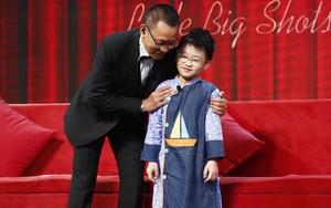 """Lại Văn Sâm choáng váng vì bé 7 tuổi kể chuyện """"yêu đương"""" trên sóng truyền hình"""