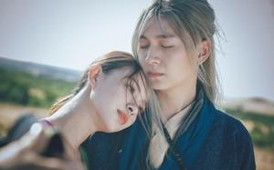 Tú Hảo đẹp ma mị làm nhân tình của Ngô Kiến Huy trong MV cổ trang