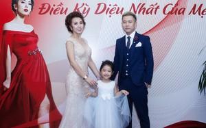 Lột xác sau khi giảm 30kg, Quán quân Bước nhảy ngàn cân Thanh Huyền lần đầu công khai ông xã điển trai