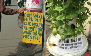 Chậu mồng tơi, bình trà đá kể về sự hào hiệp dễ thương giữa Sài Gòn phồn hoa
