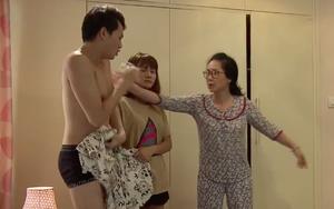 Lấy vợ rồi còn được mẹ mặc quần lót cho, không ai sướng như cậu con trai này!