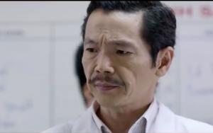 Khi không làm giang hồ, Lương Bổng (Trung Anh) cũng ra dáng bác sĩ thế này