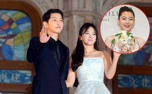 """Song Joong Ki - Song Hye Kyo sẽ học theo phong cách đám cưới """"mợ chảnh"""" Jeon Ji Hyun?"""
