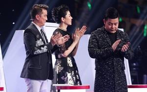 Hồn nhiên nói về thí sinh Bolero, Quang Lê xấu hổ vì bị Đàm Vĩnh Hưng bắt lỗi