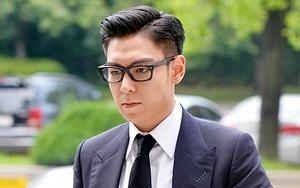 T.O.P (Big bang) bị phạt 200 nghìn đồng sau scandal hút cần sa